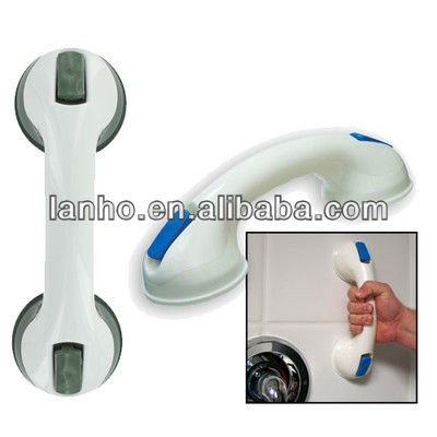 Super Grip Bath Handle - Fits ANY Shower Or Bath For Added Safety!