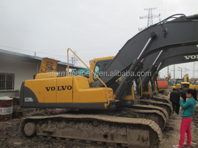 japan used excavator volvo 210 cheap excavators