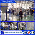 FANGSHENG PP PE Film Granulating Machine To Recycle Jumbo Bag