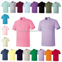 Cheap Custom Polo Shirt 100% Cotton
