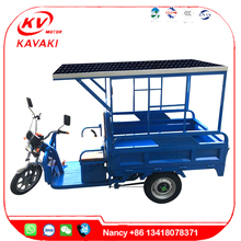 900W 60V 20A with solar electric cargo three wheels motorcycle tricycle
