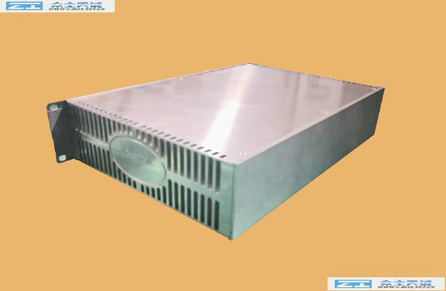 "JP-1/ 430*300*88mm  Military CNC server Chassis 19"" standard"