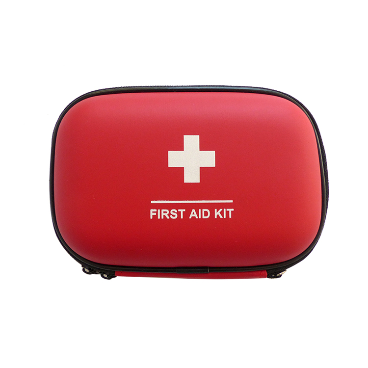 Professional beautiful medical kit outdoors