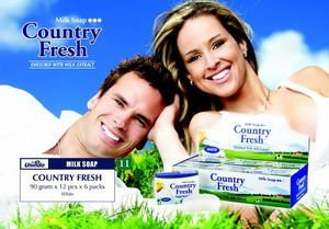 country fresh soap