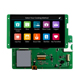 TFT display module with resistive touch screen for industrial pc with command sets