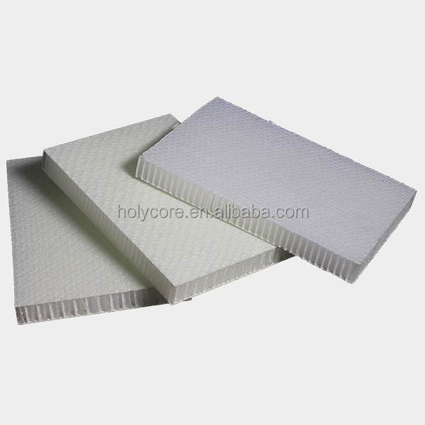 strong shock resistance pp honeycomb glasswool sandwich panel