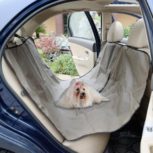 Pet car seat cover dog car pet seat cover 600d pvc seat covers