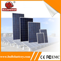 Polycrystalline cheap solar panels 290w for home use and inverter