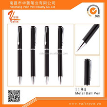 Black lacquer rollerball pen pen color can be customized