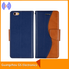 Book Style Leather Case For Mobile Phone Leather Case For Iphone 6