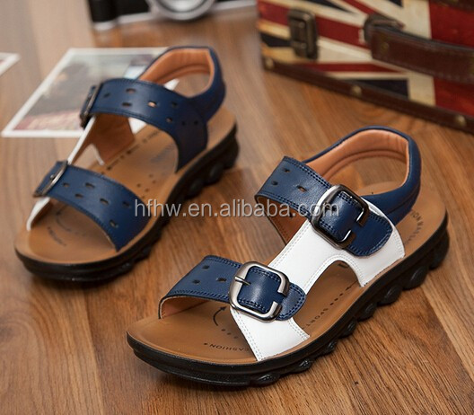 2015 new style kids boys sandals