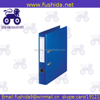 Stationery OEM factory new arrival ring file folder 4 d rings