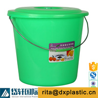 China factory wholesale small plastic pails