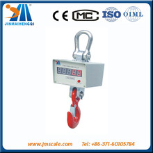 Crane Scale Type electronic scales with readout 10 ton 20 ton