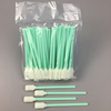 Rectangle Industrial Cleaning Foam Tip Swab Clean Printhead Swab For Roland Printer