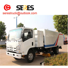 Greening sprayingtruck water tanker transport vehicle for sale