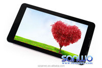 factory supplier mtk8312 dual core 3g tablet smart phone 7 inch