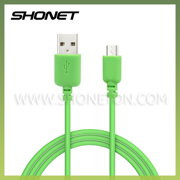 Good quality micro usb cable gets hot with bulk price