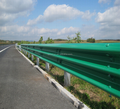prepainted motorway guardrail safety guardrail railing
