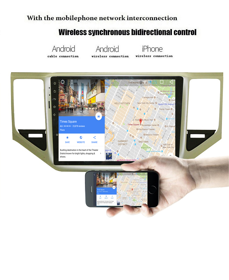 Wholesale Gps Car DVD For Volkswagen Bora Support Radio Bluetooth Audio