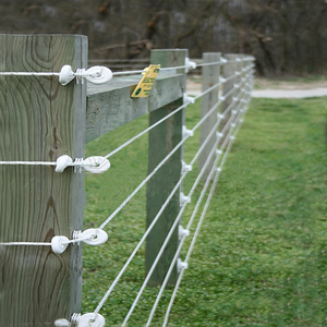 Cheap farm electric wire fencing,cattle fence wire cable