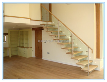 treppe art innen holz gel nder modelle von wettbewerbsf higen preis buy product on. Black Bedroom Furniture Sets. Home Design Ideas