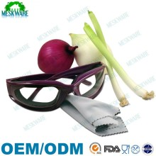 2015 HOT selling cheap price safety goggles onion, onion goggles for tear free