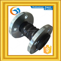 5 percent discount KS flanged double sphere flanged rubber expansion joints