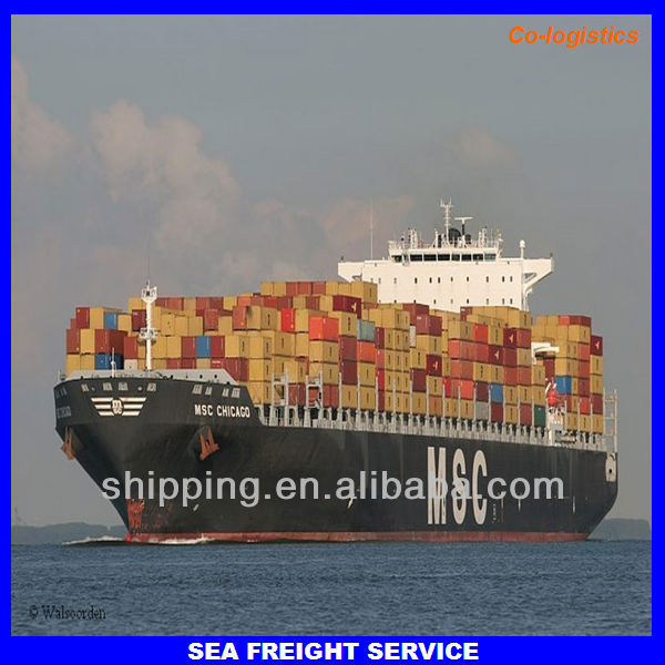 Sea Cargo Shipping to Dubai from China Effective Alibaba Golden Supplier-Grace Skype: colsales12
