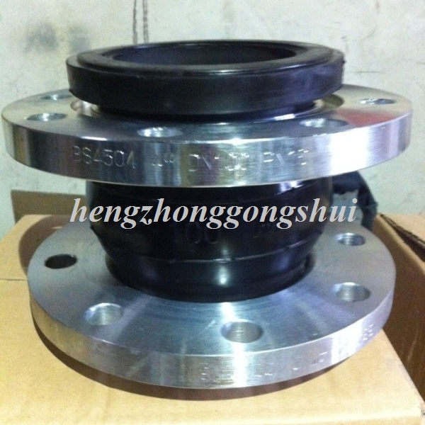 Round Head Code Flexible hypalon rubber expansion joint