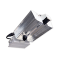 Horticulture double ended reflector lighting fixture/grow lighting reflector for greenhouse