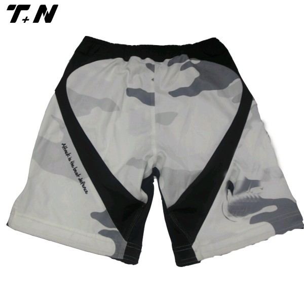 Men's sublimation MMA short with your brand wholesale
