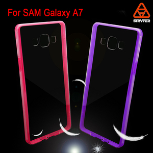 2016 ultra-thin tpu case for Samsung galaxy A7 case cover ,new style mobile phone case for samsung galaxy A7 cover
