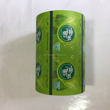 International standard tea packaging material of plastic foil packaging roll for food and pharmacy industry