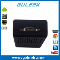 Best Selling TV Dongle RK3066 Dual Core TV Box WIFI 1G 8G Set Top Box