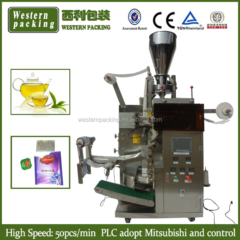 Lipton tea bag making machine, tea packing machine price