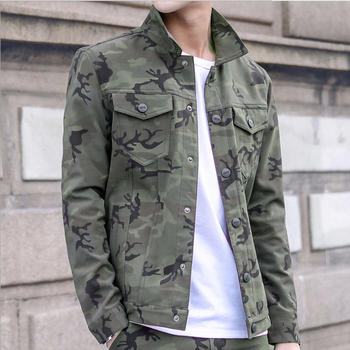 ZY1949A men camouflage army green jackets