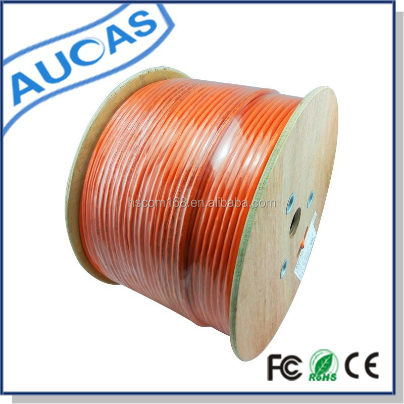 Hot Sales 24awg twisted 4 pair SFTP Cat7 rj45 network Cable Twister Pair Fast Speed Network Cables for office