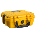 Hard waterproof weapon case with foam