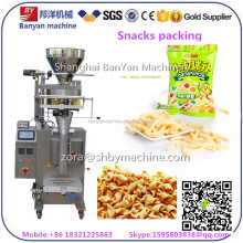YB-300K Automatic banana chips 1kg 500g sugar packing machine CE certificated