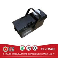 YL-FM400 400W low price portable stage mini 12v fog machine