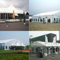 Transparent Wall Marquee Wedding Canopy Tent