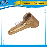custom precision brass casting, sand casting copper, investment casting bronze