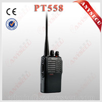 Handheld UHF Security Guard Equipment PT558 Two Way Radio