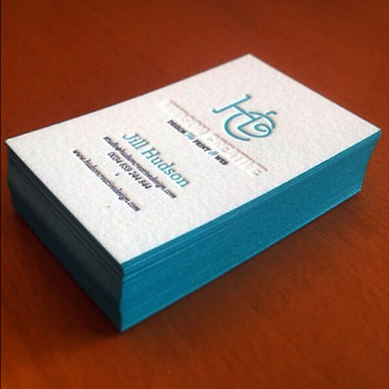 We Are business card design & printing