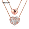 Latest Women Jewelry 1 Gram Rose Gold 2016 Necklace