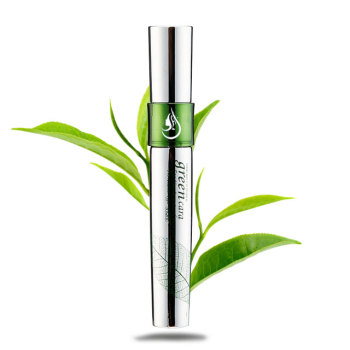 Green tea nourishes mascara for OEM waterproof longer and curler