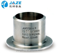 stainless steel pipe collar