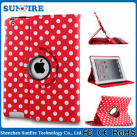 Factory Wholesale for iPad 3 case, for ipad mini 3 case, for ipad leather case