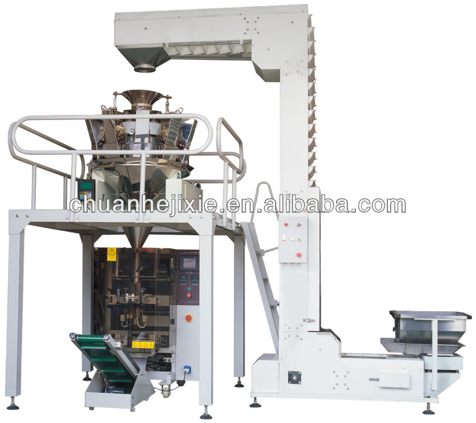 D series Combined Weighing Full Automatic Packing System